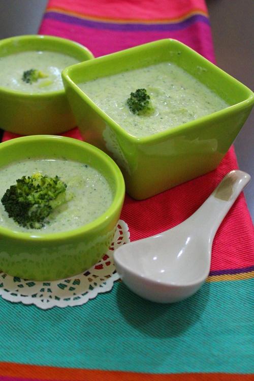 broccoli soup 1