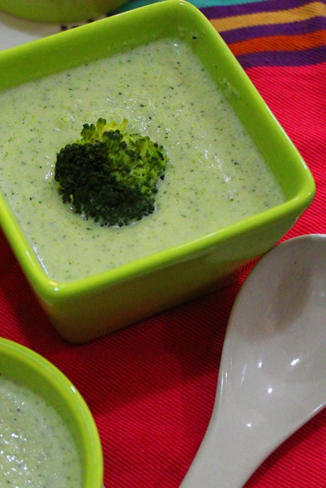 broccoli soup 2