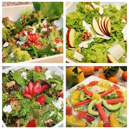 fruit in salad
