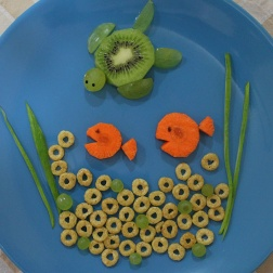 kids under the sea breakfast
