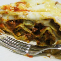 lasagne alla bolognese