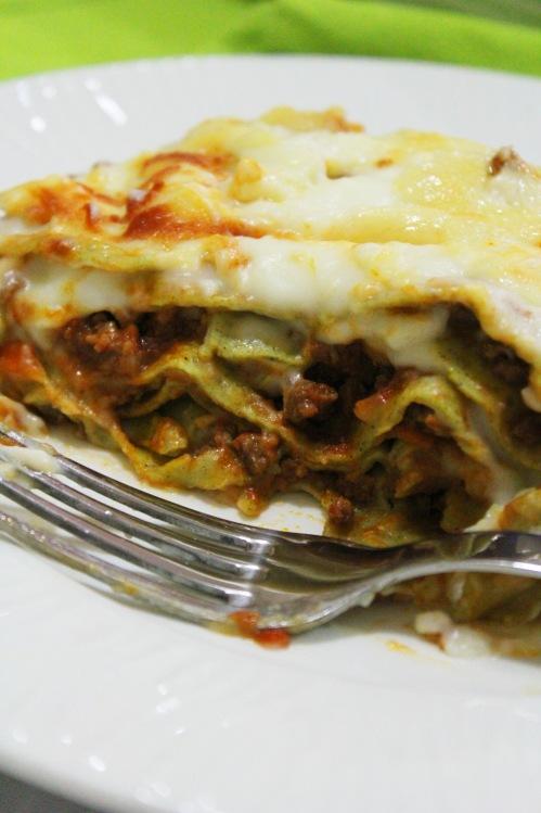 lasagne alla bolognese