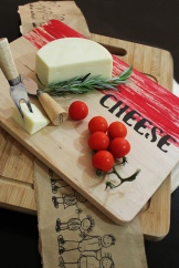 DIY - cheese board