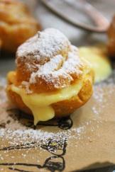 crème pâtissière