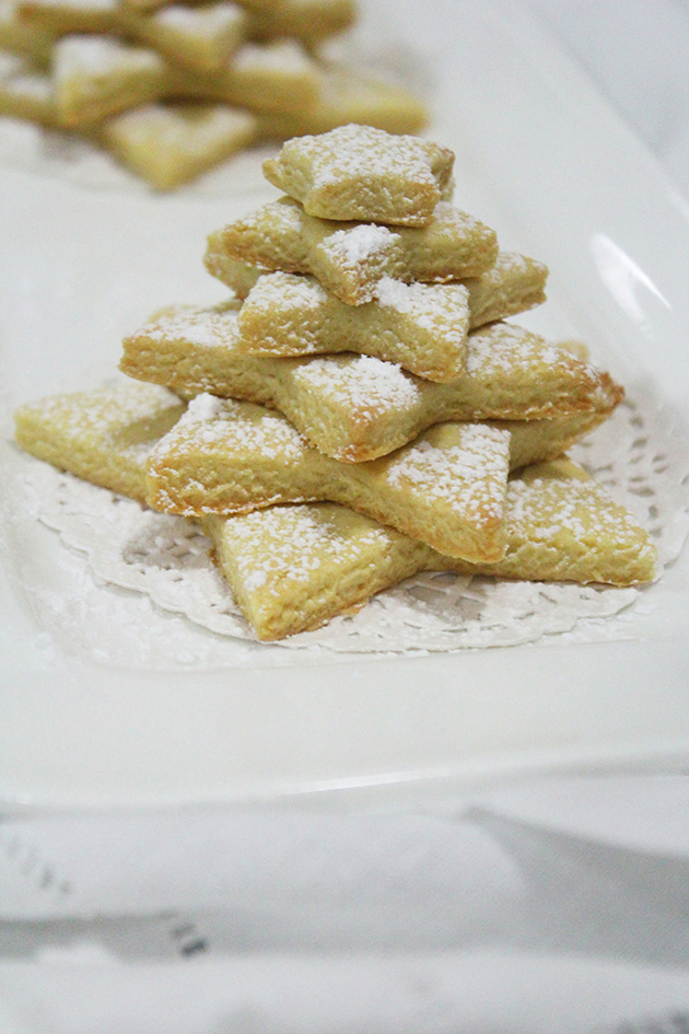 Warning Addictive Christmas Shortbread Cookies Marmite