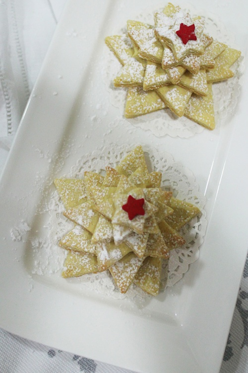 christmas.shortbread cookies