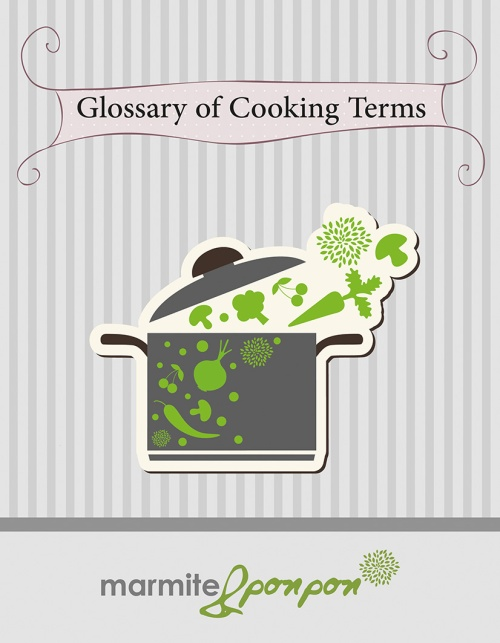 cooking terms glossary