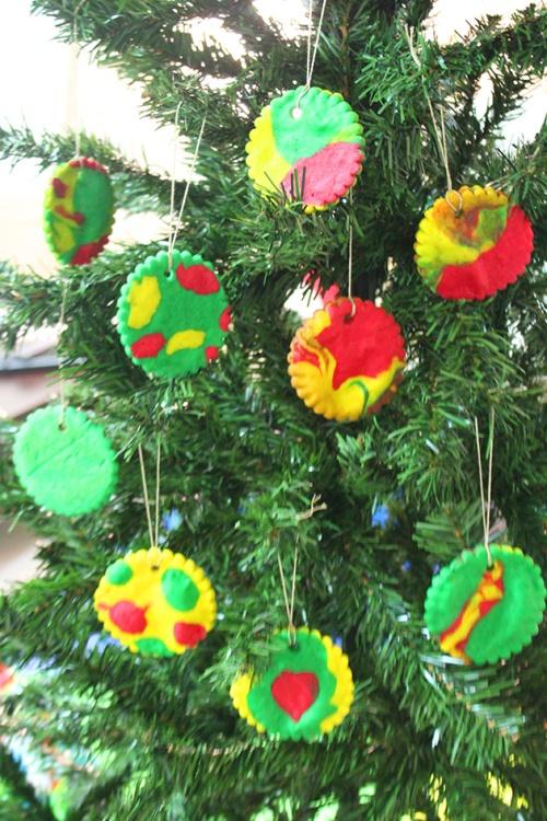 handmade balls ornament 3