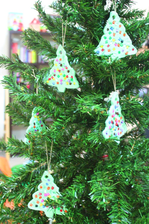 handmade tree ornament 3