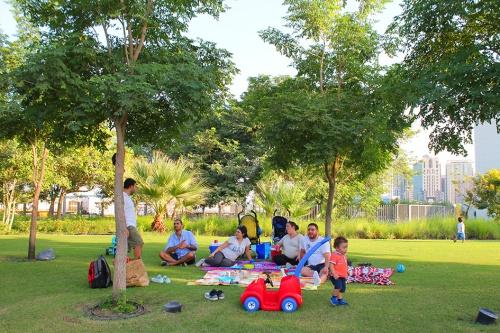 picnic space