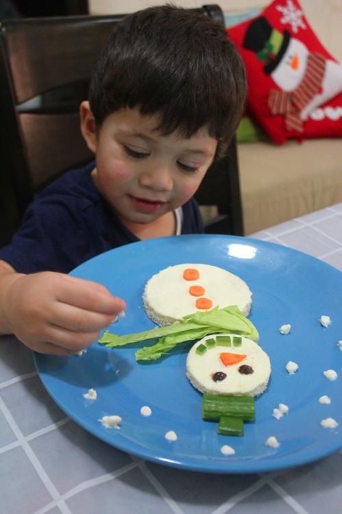 snowman breakfast.nady