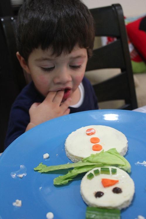 snowman breakfast-nady