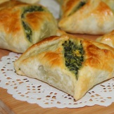 spinach puff pastry2