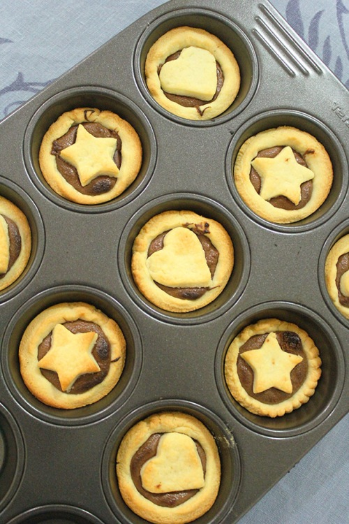 baked tarts