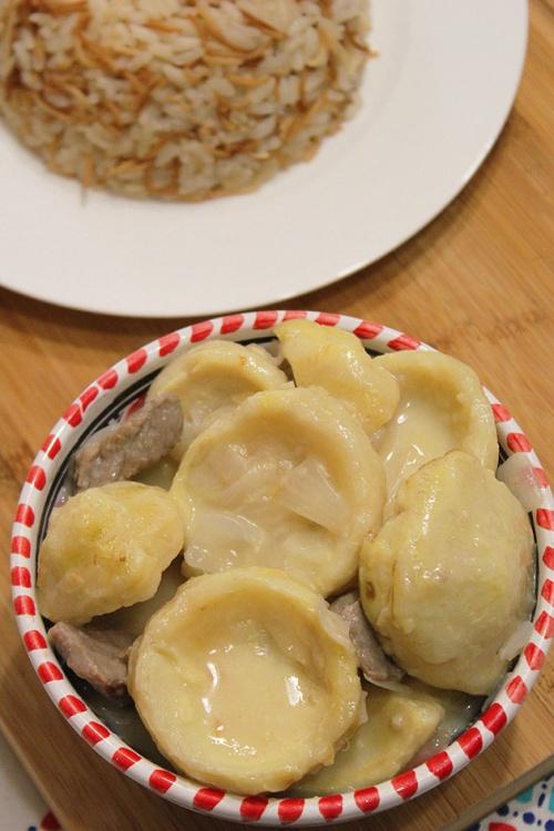 artichoke stew