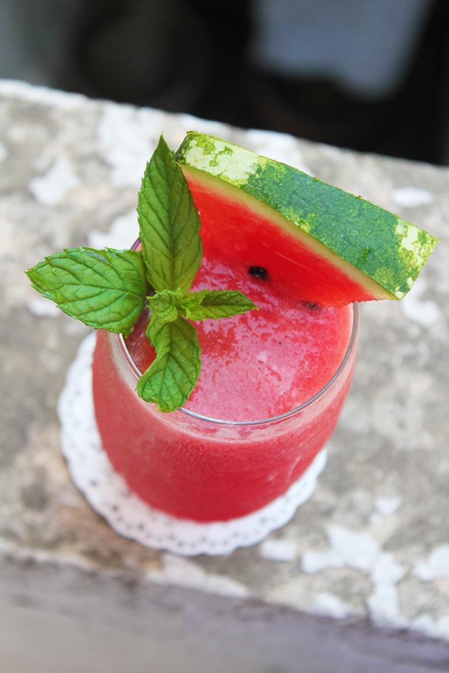 watermelon slushi