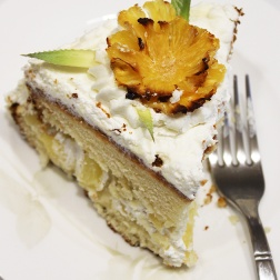 pineapple cake