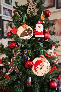 christmas keepsake ornaments