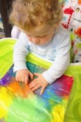 ziplock paint | marmite et ponpon