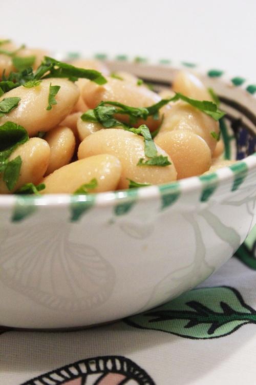 fasoulia mtabbale - vegan butter beans|marmite et ponpon