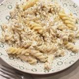 minted yogurt pasta |marmite et ponpon