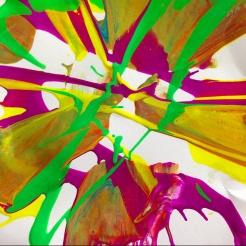 spin art1|marmite et ponpon