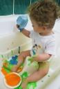 2-finger paint - sensory play|marmite et ponpon
