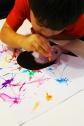 fun straw art| marmite et ponpon
