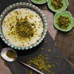 achtalyeh -cream pudding | marmite et ponpon