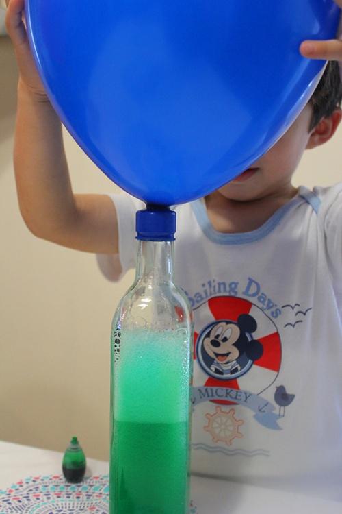 balloon science |marmite et ponpon
