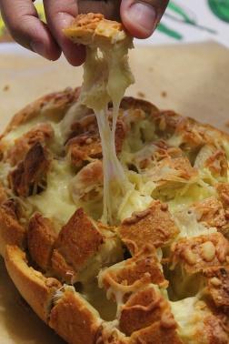 cheesy pull apart bread | marmite et ponpon