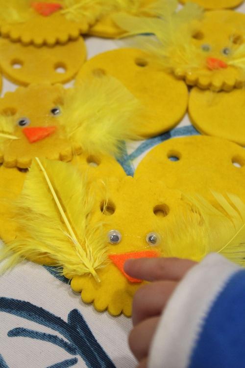 chick garland | marmite et ponpon