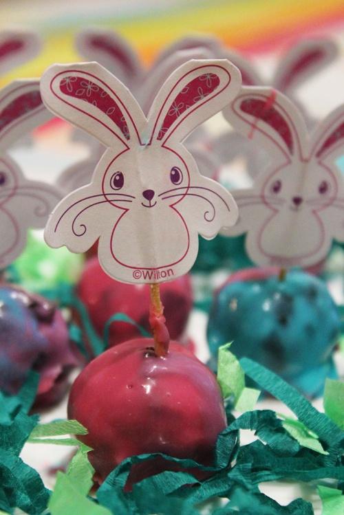 oreo and kiri bunny pops |marmite et ponpon