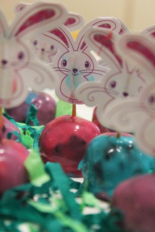 oreo and kiri bunny pops | marmite et ponpon