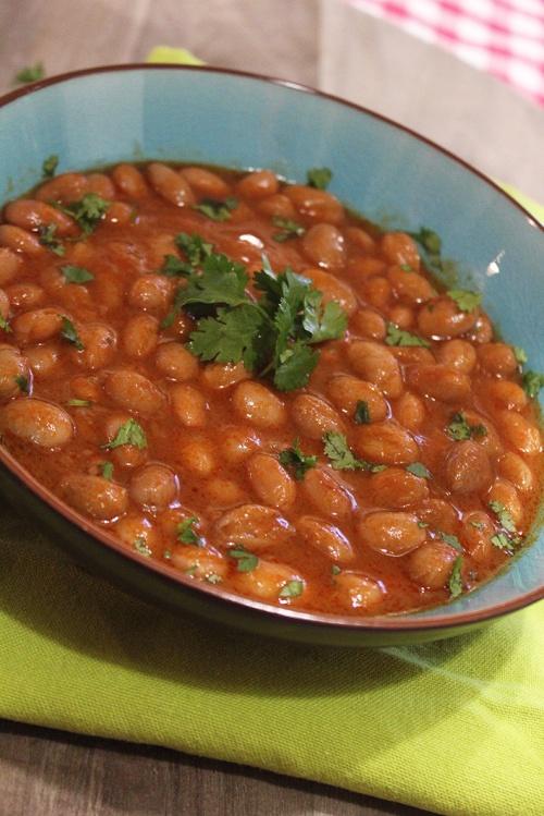 Vegan Heirloom beans - lebanese fasoulia bzeit|marmite et ponpon
