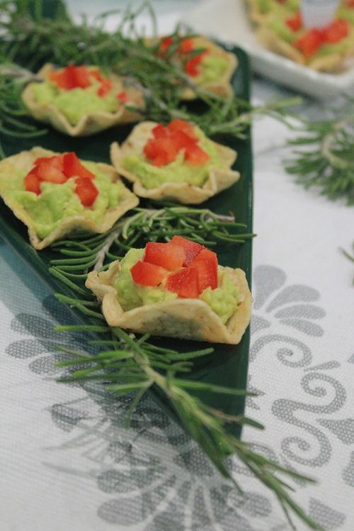 guacamole tostitos scoops| marmite et ponpon